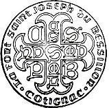 Sceau du monastère Saint-Joseph