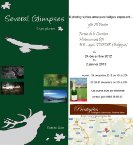 "Expo de photos ""nature"""