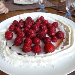 et gâteau nantais!