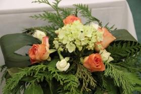 Des bouquets pour chanter Dieu !