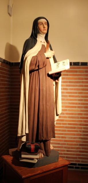 "Sainte Thérèse d'Avila, la ""grande"""