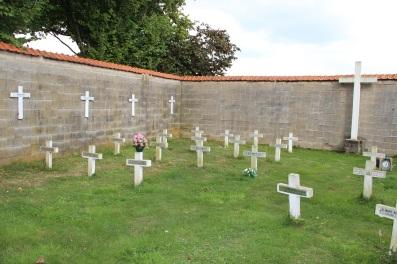 Le cimetière des carmélites
