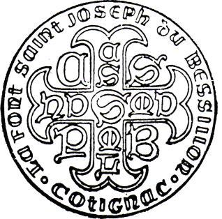 Sceau Saint-Joseph du Bessillon
