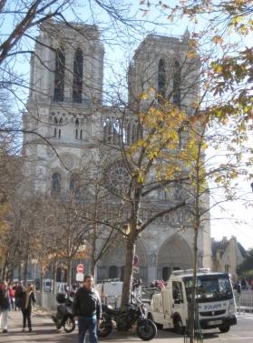 Notre-Dame... et la police