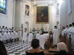 Prêtres, diacres, séminaristes... la vie des MEP !