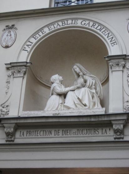 Marie et Catherine Labouré