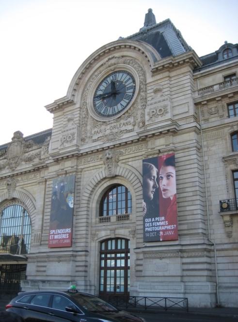 Musée (du Quai) d'Orsay