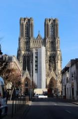 La cathédrale Notre-Dame de Reims