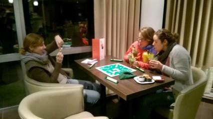 Scrabble, mojito et Brainstorm