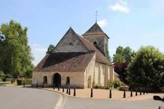 Eglise de Marcé-sur-Esves