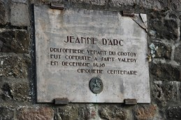 Saint-Valéry-sur-Somme - Jeanne d'Arc