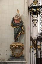 Eglise abbatiale de Valloires - Moïse