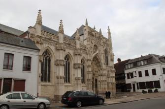 Chapelle du Saint-Esprit - Rue