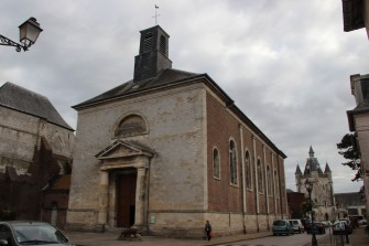Eglise Saint-Wulphy - Rue