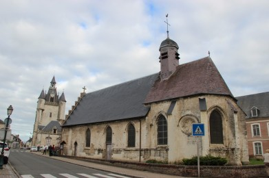 Chapelle de l'Hospice - Rue