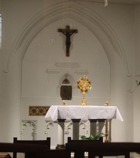Arras - Adoration perpétuelle
