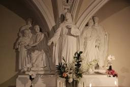 Arras - Le Christ devant Pilate - Chemin de croix
