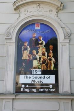Salzbourg et la Mélodie du Bonheur !