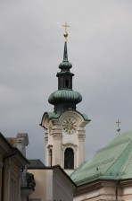 Clocher de Saint-Sébastien
