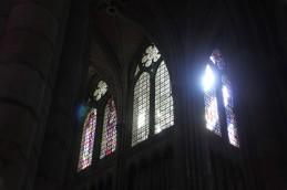 Vitraux modernes de la Cathédrale de Reims