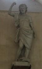 Orbais l'Abbaye - saint Jean-Baptiste