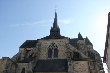 """Orbais l'Abbaye - extérieur """"coupé"""""""