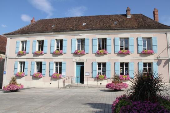 Orbais l'Abbaye - Charmante mairie !