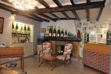 Champagne Joly à Troissy