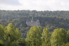 Un petit château champenois...