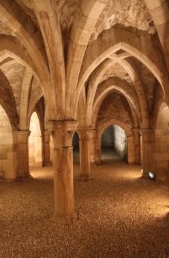 "Troissy - Salle souterraine dite ""crypte"""