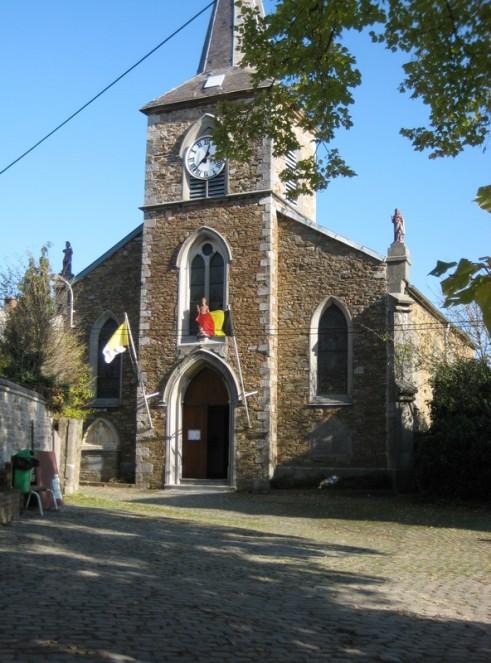 Eglise Saint-Eloi - Becco (BE)