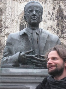Buste du roi Baudouin - Bruxelles