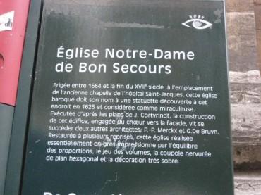 Notre-Dame de Bon Secours Bruxelles