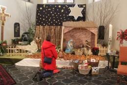 2018-12-25 - Messe du jour de Noël - Theux (45)