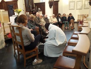 2019-04-18 - Jeudi saint Wastines Alfred Malanda (3)