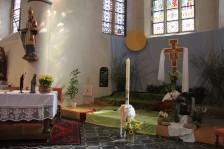 2019-04-21 - Choeur église Theux Pâques (8)