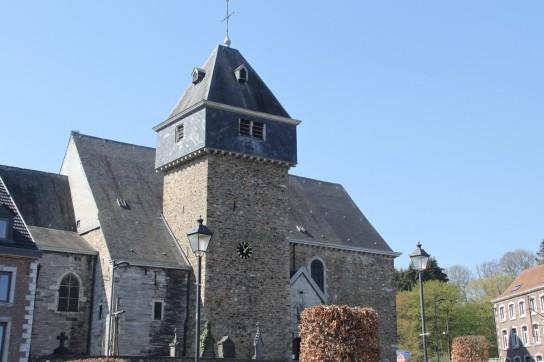 Theux - Eglise Saints-Hermès-et-Alexandre