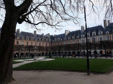 Place des Vosges - Paris