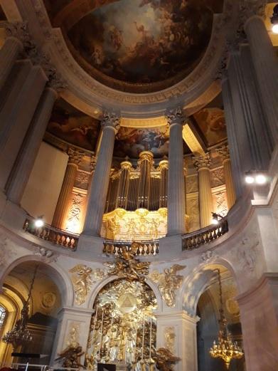 Chapelle royale - Versailles