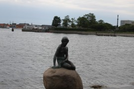 Copenhague - La petite Sirène