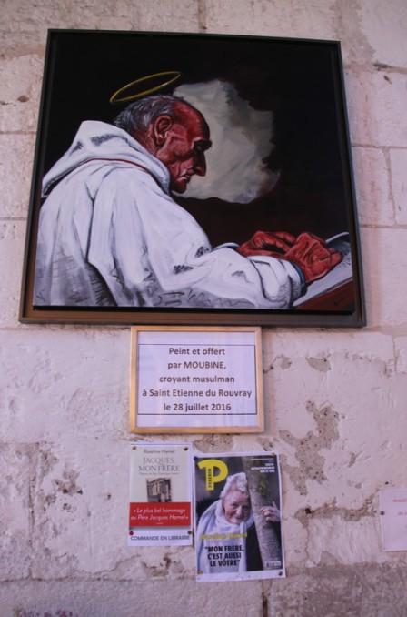 Eglise du père Jacques Hamel