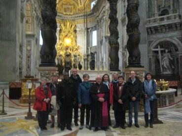 Conseil vicarial Rome 2019