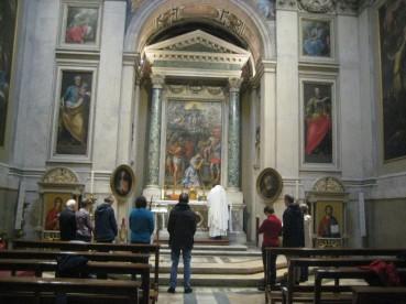 Messe à Sainte-Marie-Majeure 2019