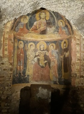 Basilica di sant'Ermete - Roma