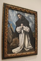 Saint Dominique - Le Greco - Tous droits réservés