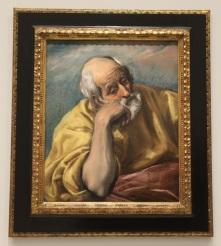 Saint Joseph - Le Greco - Tous droits réservés