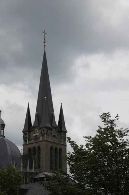 Dôme d'Aix-la-Chapelle