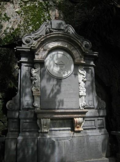 Monument aux créateurs des promenades de Spa