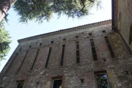 Château de Magrin - Musée du Pastel - Le séchoir à cocagnes